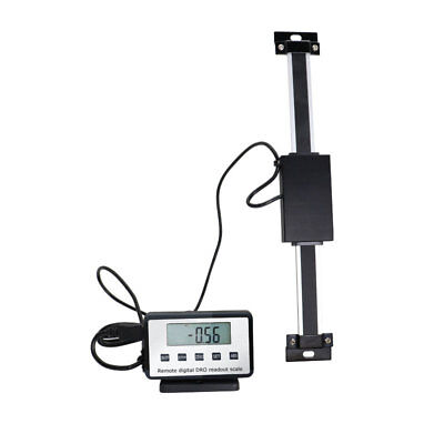 Digital Readout Linear Scale Dro Magnetic Remote External Display 5 Sizes Ss0639