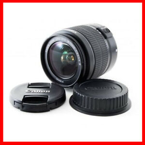 Canon 18-55mm F3.5-5.6 IS lens verson 3