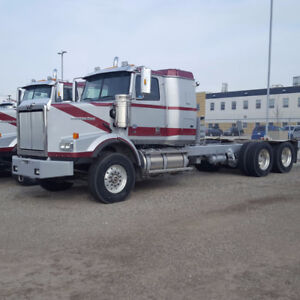 2015 Western Star Chassis - Never Used - Tandem Tractor