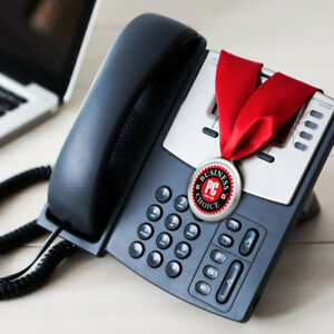 PCMag readers voted us VoIP Business Choice winner for 5 yrs