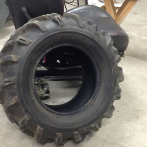 GOODYEAR  TRACKER MUD RUNNER  TIRES London Ontario image 2