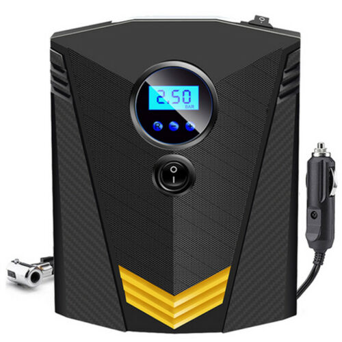 Car Air Compressor Heavy Duty Digital Tire Inflator Portable