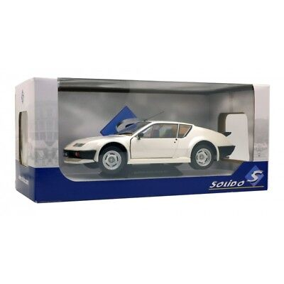 1801202 ALPINE SOLIDO RENAULT A310 PACK GT 1//18