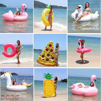 New Inflatable Giant Swim Pool Floats Raft Swimming Fun Water Sports Beach Toy - Inflatable Sports