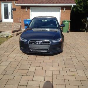 2013 Audi A4 lease takeover 6 months left