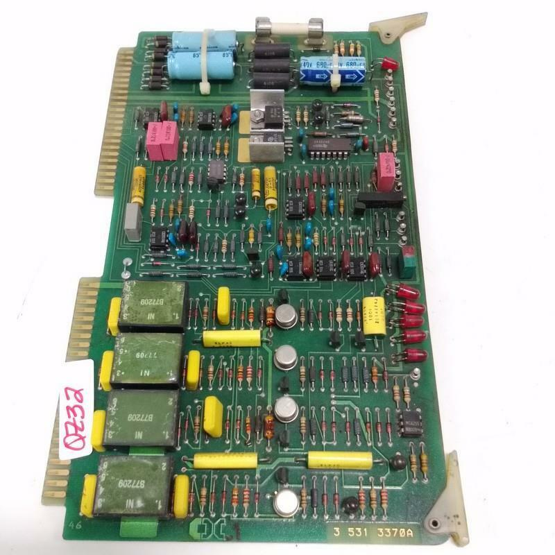 CINCINNATI PRINTED CIRCUIT BOARD 3 531 3370A