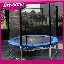 8FT/10/12/14/16FT Trampoline - Safety Net/Ladder/Cover QLD Eagle Farm Brisbane North East Preview