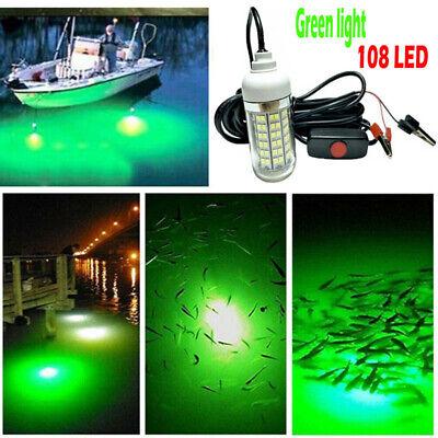 Quarrow Submersible Green Fishing Light 90 LEDs Ice Fishing Night Fishing