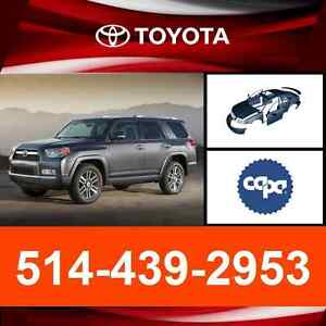 Toyota 4Runner ■ Fenders and Bumpers ► Ailes et Pare-chocs
