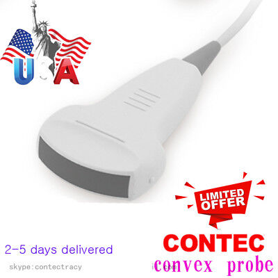 Us Seller Convex Ultrasound Transducer Probe For B-ultrasound Cms600p2contec