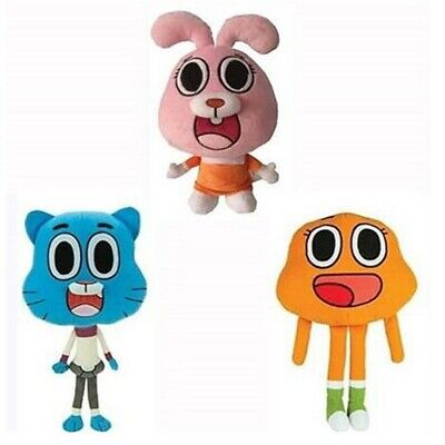 Awesome Kids Toys (The Amazing World Of Gumball Toy Figures Plush Toy for Kids)