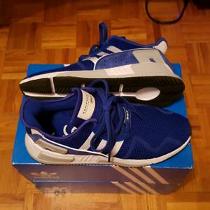 Adidas EQT Cushion ADV (Blue / Men's 9)