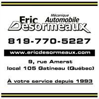 Automotive Technician Mechanic/Mécanicien d'expérience