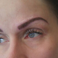 Microblading by Sandy Serpa