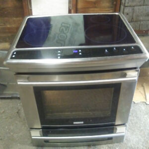 Cuisiniere induction electroluxe