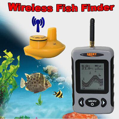 ffw718 lucky fishfinder эхолот беспроводной купить в украине