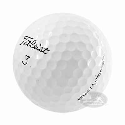 50 Titleist Prov1X pelotas de golf AAA calidad