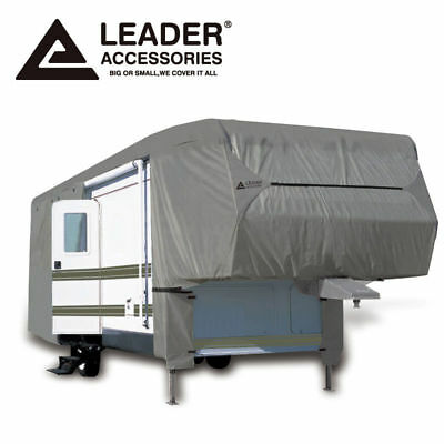 Leader Accessories 5th Wheel RV Trailer Cover Fits 37'-41' 3 Layer Outdoor