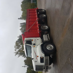 2004 International Paystar Triaxle For Sale