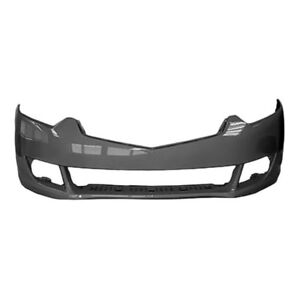 New Painted 2009-2010 Acura TSX Front Bumper & FREE shipping