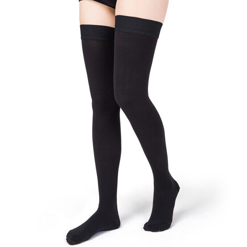Women Men 30-40 mmHg Compression Stockings Circulation Socks