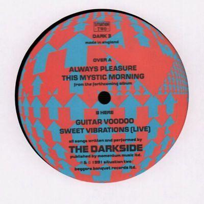 "The Darkside(12"" Vinyl)Always Pleasure-Situation Two-DARK 3-UK-1991-VG/Ex"