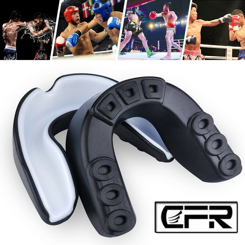 Mouth Guard Gum Shield Boxing Teeth Protection Mouth Guard F