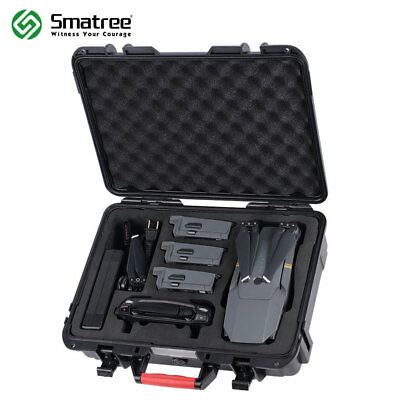 Smatree Hard Carry Case for DJI Mavic Pro,Waterproof Compact Drone Storage