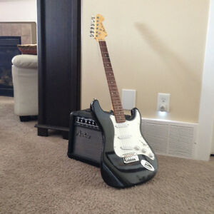 ELECTRIC GUITAR SET NEED GONE SOON