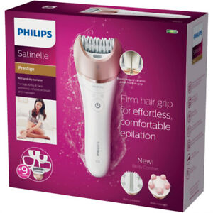 Brand New Philips BRE650 Satinelle Advanced Wet and Dry Epilato
