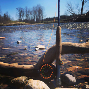 4 piece fly rod
