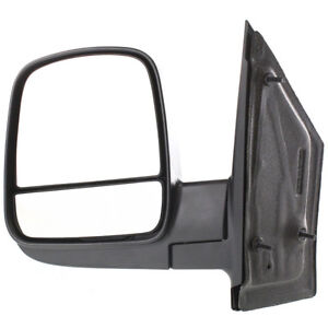 2008 - 2017 CHEVY EXPRESS VAN DOOR MIRROR - GM1320395 15227423