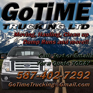 Junk Removal, Dump Runs, Furniture Delivery, Moving $$ Save $$