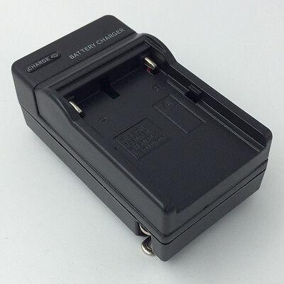 Battery Charger fit SONY DCR-VX2100 DCR-VX2000 DCR-VX1000 Mini DV Camcorder AC/U