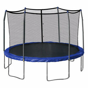 Trampoline Wanted