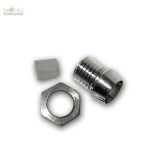 10er Set LED Schrauben Metall Fassung für 3mm LEDs HALTER SCREW Fasung