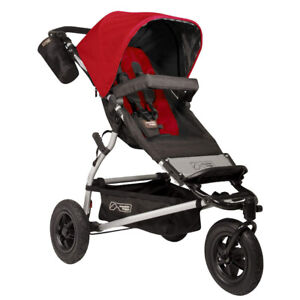 Mountain Buggy Swift jogger stroller