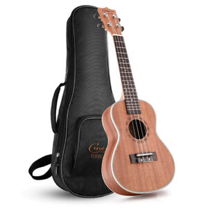 26 inch Tenor Ukulele Bundle with Gig Bag