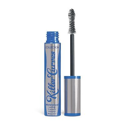 24 black mascara waterproof collection 2000 killer curves cosmetics wholesale uk