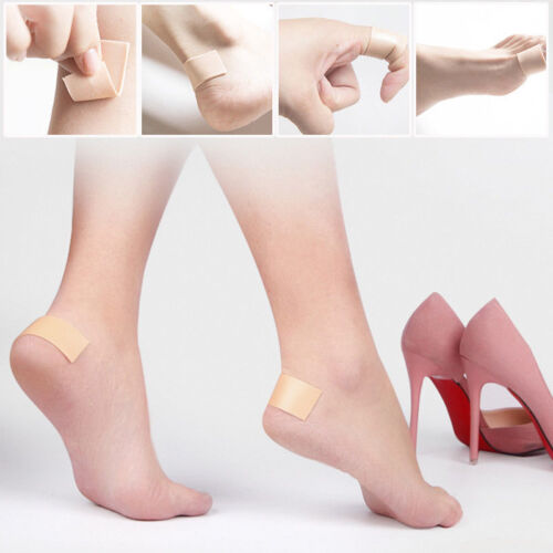 1PC Foot Waterproof Heel Sticker For Feet First Aid Foam Tape High Heels Patch
