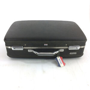 American Tourister Vintage Suitcase Hard Side Shell Case Luggage
