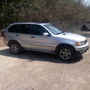 2002 BMW X5 ETESTED AND CERTIFIED