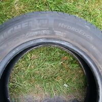 Used Michelin HydroEdge 235/60 R16 tires