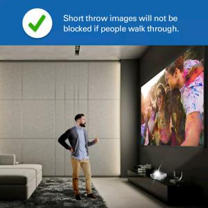 Hitachi ultra short trow projector 1080p