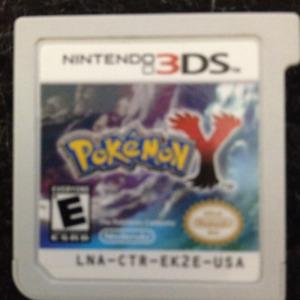 3DS Games:PokemonY, Kirby Planet Robobot, Mario Luigi Dream Team