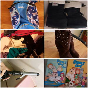 Mixed Kids items