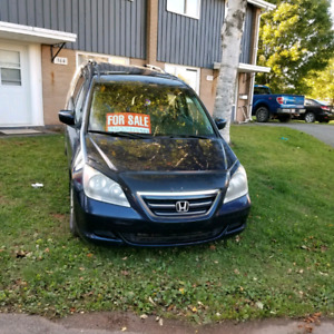 Honda Odyssey 2006 new  inspection good condition