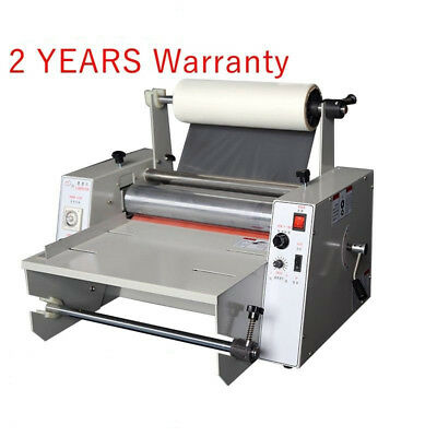 Pro 14 Hot Roll Laminating Machine Hot Cold Laminator Roll Laminating Machine