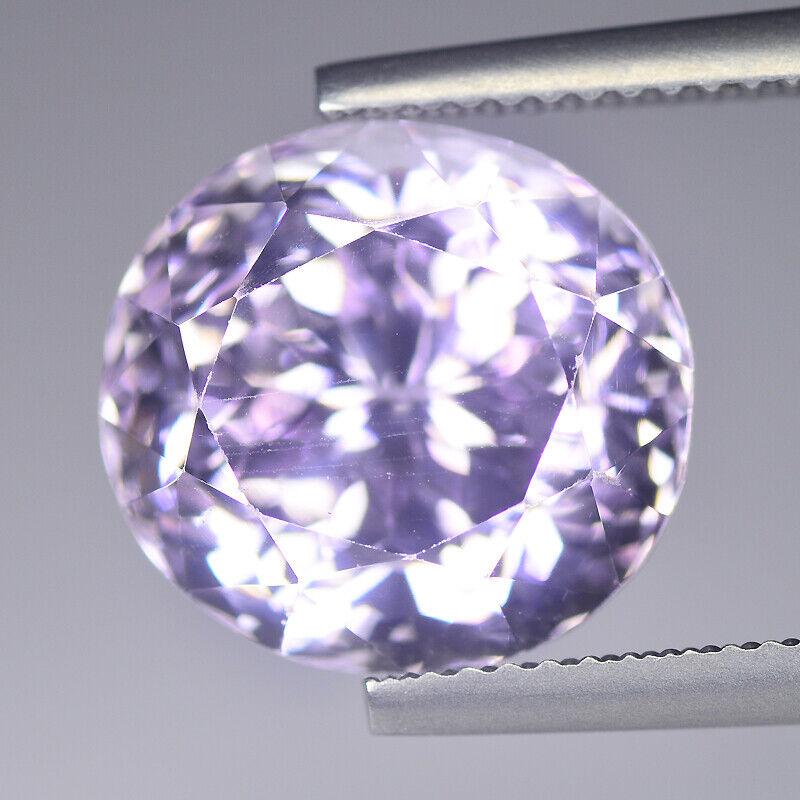 Loose Gemstone Pink Kunzite Oval 10.01 cts Natural Gemstone
