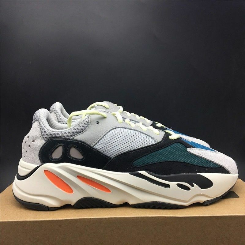 newest 569a4 2dce5 A++ Adidas Yeezy Runner 700 - Dark Blue Gray - ALL Sizes - FREE DELIVERY